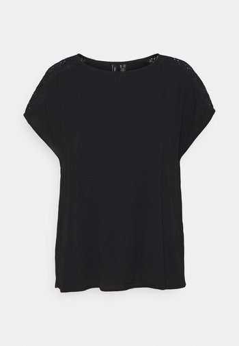 VMNANCY - Basic T-shirt - black