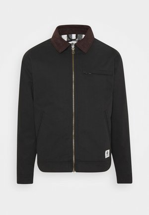 CRAFTMAN ZIP - Light jacket - flint black