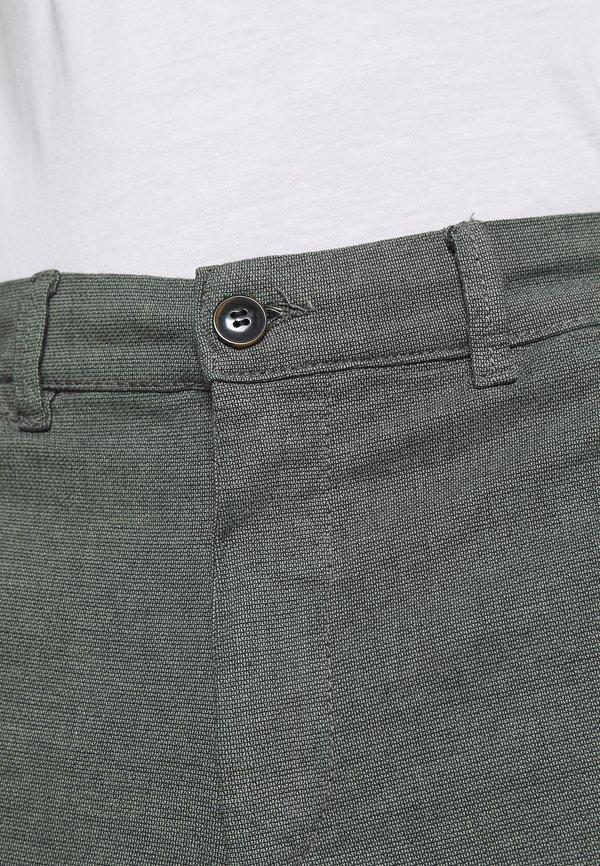 Jack & Jones JJIMARCO JJKENSO - Spodnie materiałowe - trooper/ciemnoszary Odzież Męska CHBY