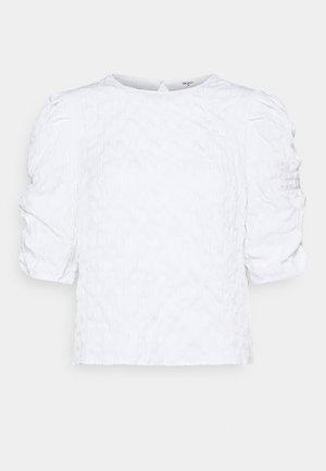 OBJGERDA TOP PETIT - Bluser - bright white