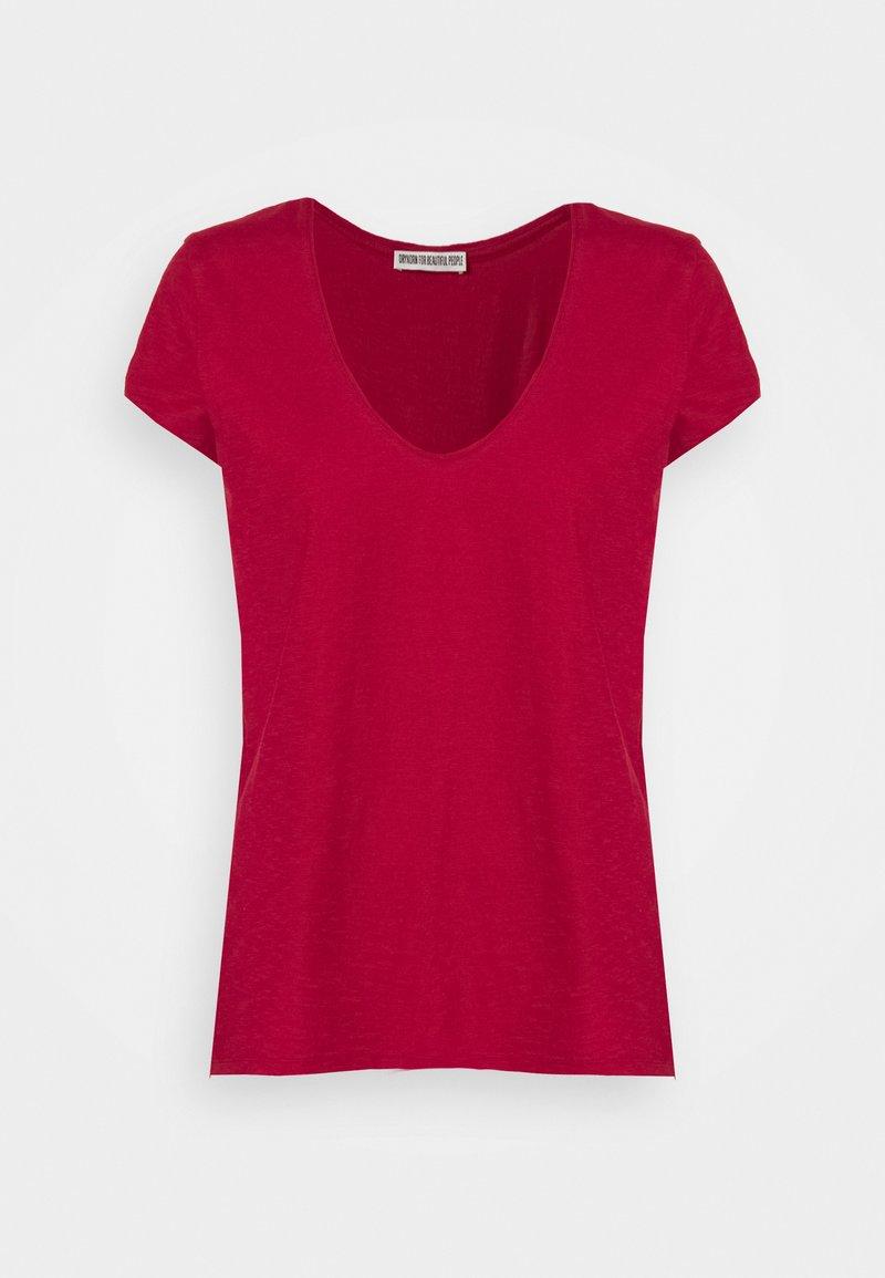 DRYKORN - AVIVI - Basic T-shirt - rot