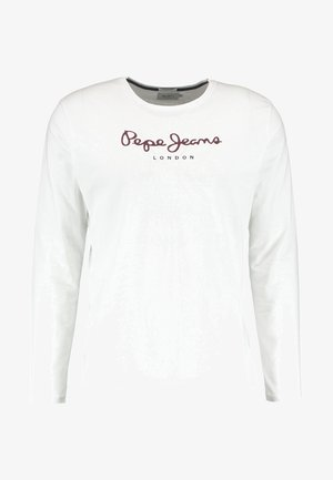 EGGO LONG - Långärmad tröja - white