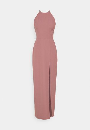 CROSS BACK STRAP GOWN - Iltapuku - dusty pink