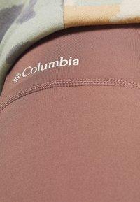 Columbia - LODGE - Tights - mocha/fawn - 4