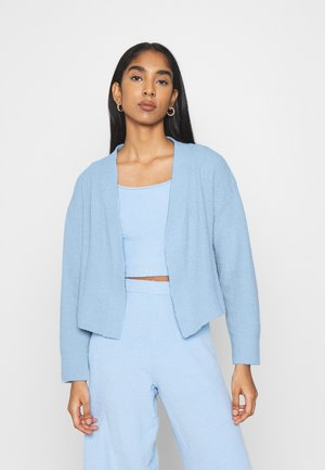 CORA - Cardigan - blue light