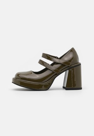 ARLON - High heels - khaki