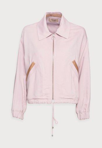 DARCY RONO JACKET - Bomber Jacket - burnished lilac