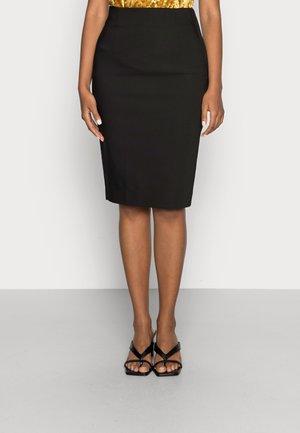 Pouzdrová sukně - noir