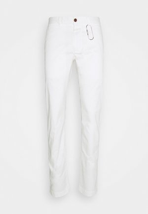 CLIFTON  - Trousers - ivory
