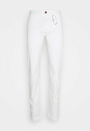 CLIFTON  - Pantaloni - ivory