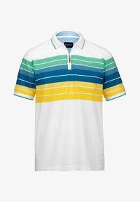 Babista - Polo shirt - weiß,gelb,grün,blau - 0