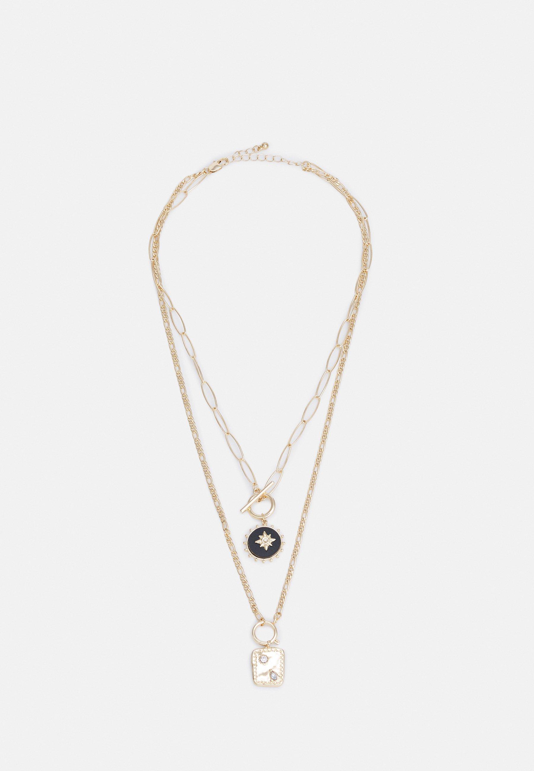 Women PCLESLIE COMBI NECKLACE - Necklace