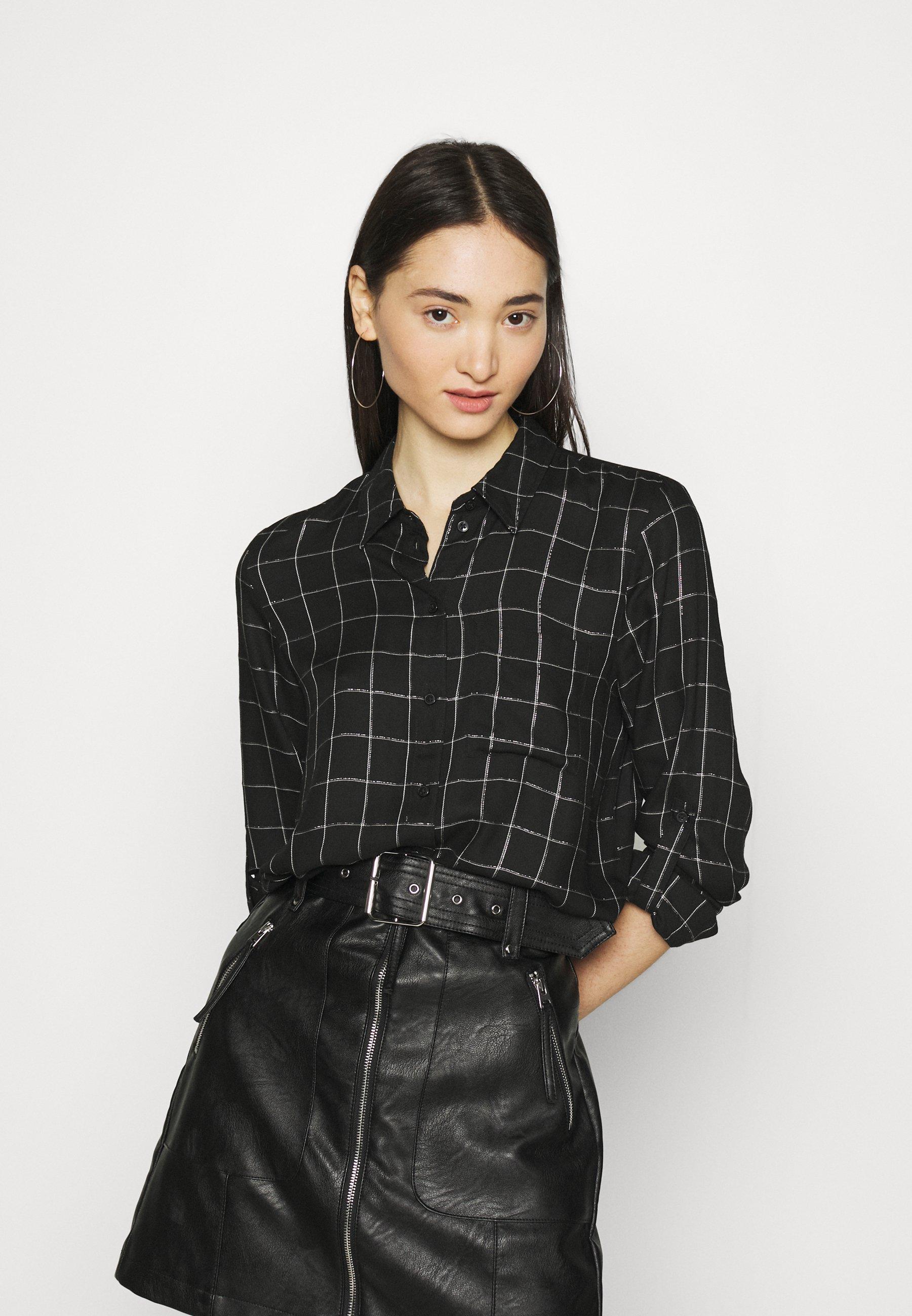 Women ONLANNALIE - Button-down blouse