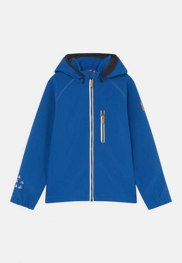 VANTTI UNISEX - Soft shell jacket - blue