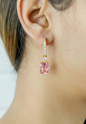 BENARES  - Orecchini - light pink