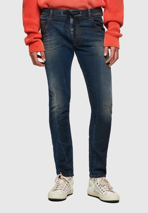 KROOLEY  - Jeans Tapered Fit - dark blue
