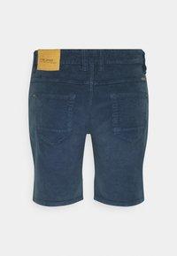 Blend - Shorts - dark denim - 1