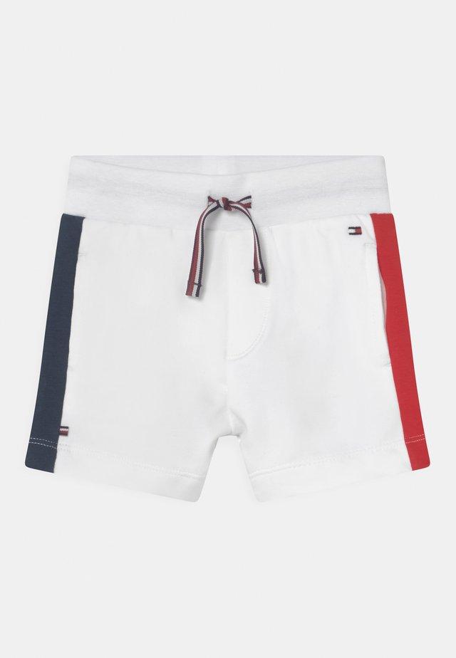 BABY SIDESTRIPE - Shorts - white