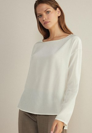 Long sleeved top - blu cielo st.mermaid