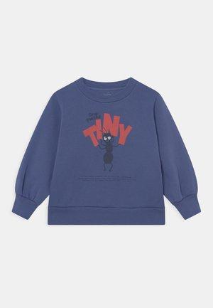 UNISEX - Sweatshirt - soft blue/red