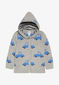 GAP - TRUCK GARTER BABY - Strickjacke - light heather grey - 2
