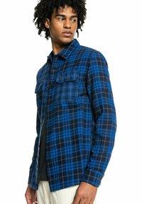 Quiksilver - STRATTON - Shirt - classic blue stratton - 3
