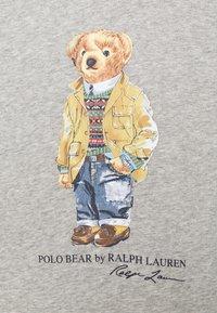 Polo Ralph Lauren - MAGIC  - Mikina skapucí - andover heather - 4