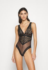 Boux Avenue - DINAH BODY  - Pyjama - black - 0