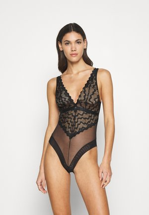 DINAH BODY  - Pyjamas - black