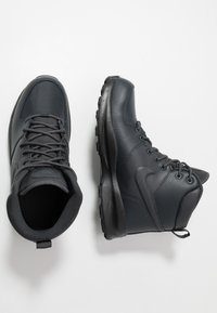 Nike Sportswear - MANOA '17 - High-top trainers - dark smoke grey/black - 1