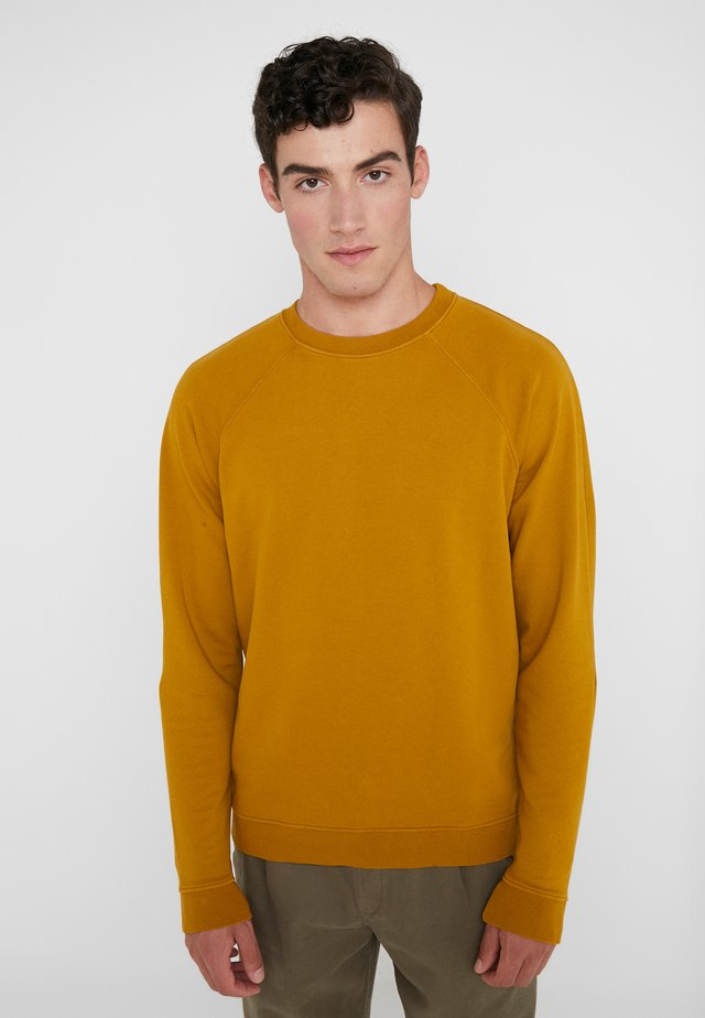 RIVET  - Sweatshirt - golden yellow