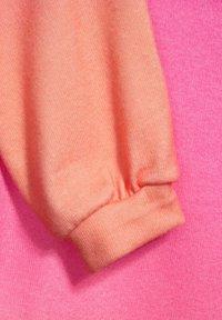 Street One - MIT FARBVERLAUF - Long sleeved top - orange - 1