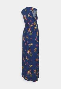 Envie de Fraise - MARGUERITE - Maxi-jurk - navy blue/multicolour - 1