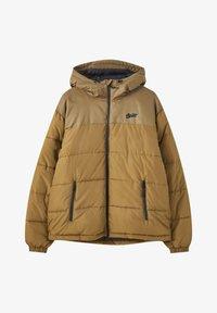 PULL&BEAR - Winter jacket - yellow - 6