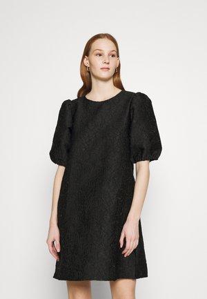 JASMINIA - Korte jurk - black
