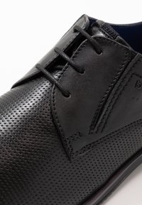 Bugatti - LUCIUS - Smart lace-ups - black - 5