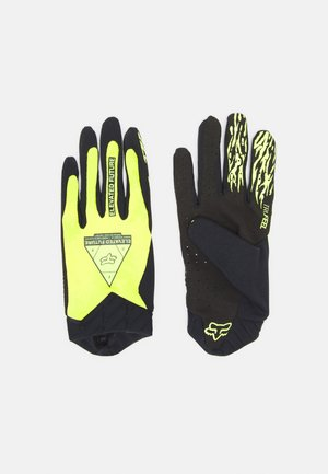 FLEXAIR ELEVATED GLOVE - Guanti - neon yellow