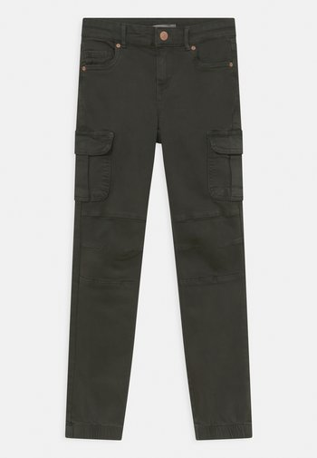 KONMISSOURI LIFE - Cargo trousers - rosin