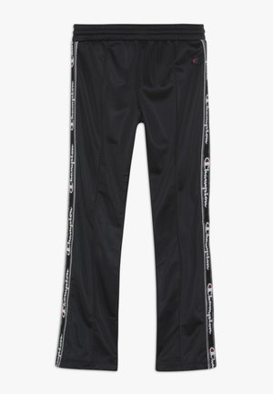 ROCHESTER TRACK IS BACK PANTS - Pantaloni sportivi - black
