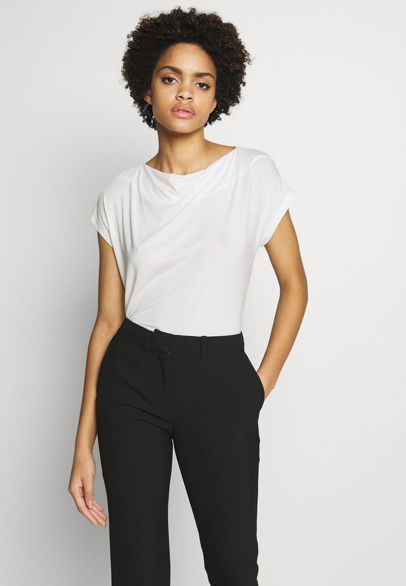 WEEKEND MaxMara - T-shirt basic - weiss