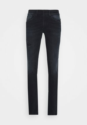 PANTALONE GEORGE - Jeans Skinny Fit - black denim