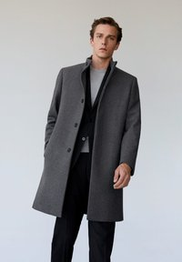 Mango - FUNNEL - Classic coat - grau - 0