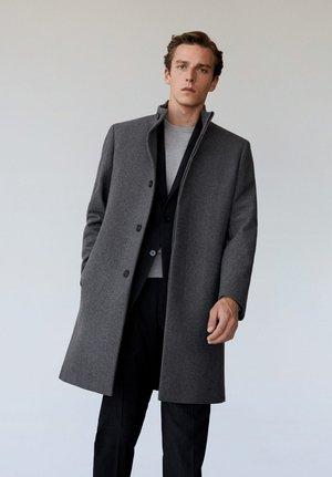 FUNNEL - Wollmantel/klassischer Mantel - grau