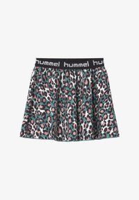 Hummel - NANNA - A-line skirt - oil blue - 2