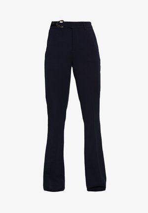 ONLFALICE GINEVRA FLARE PANT - Trousers - night sky