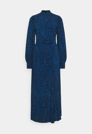 LORALIGZ MIDI DRESS - Day dress - blue/black vintage