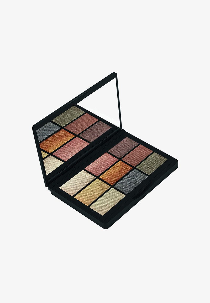 Gosh Copenhagen - 9 SHADES  - Eyeshadow palette - 005 to party in London