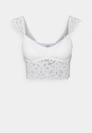 CAPSLEEVE - Alustoppi - bright white