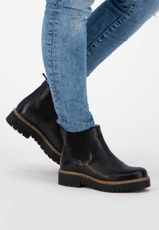 J.HUSLY - Ankle boots - black