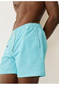 Mango - Swimming shorts - aqua green - 3